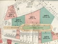1909 Auction Map of Freehold and Leasehold properties in Sharrow