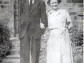 Bryan Ellis and his mother, c.1950